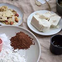 豆腐布朗尼,傻瓜版减肥甜品#网红美食我来做#的做法图解1