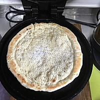 奥尔良鸡肉披萨非烤箱版的做法图解2