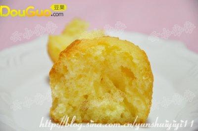 柠檬小蛋糕--烘培大赛