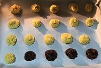 曲奇饼干(原味+巧克力味)的做法