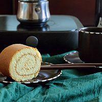 玉米面粗粮蛋糕卷