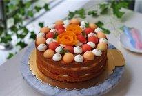 水果裸蛋糕#我的烘焙不将就#的做法