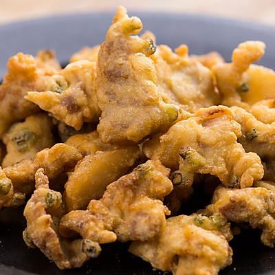 桂花肉:巧用鸡蛋小葱,让肉片松脆又香嫩!