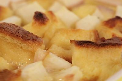 法式面包布丁-迷迭香