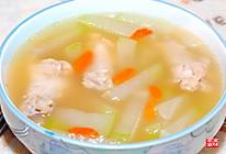 鸡腿冬瓜汤的做法
