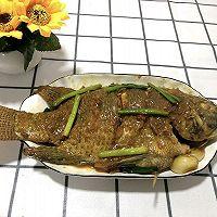 红烧鱼的做法图解14