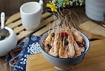 豉香白虾的做法