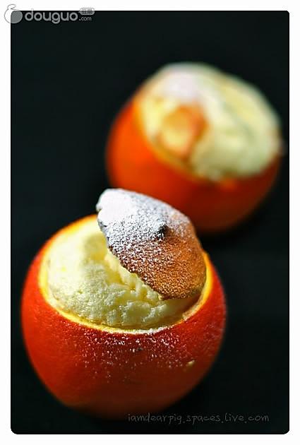 香橙苏芙哩的做法
