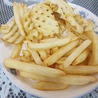 薯条——空气炸锅烹饪的做法图解4
