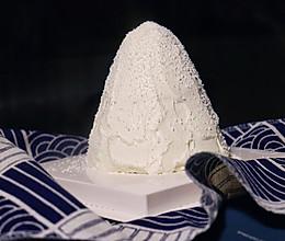 雪山蛋糕:超适合冬天吃的蛋糕!教会你呀~的做法