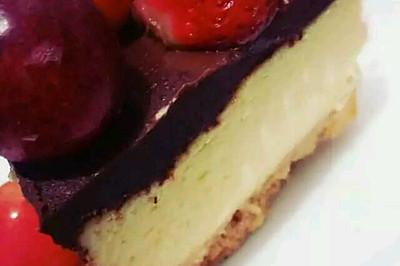 巧克力重芝士蛋糕