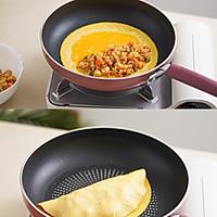 手残党也能轻松做出完美【蛋包饭】的做法图解8