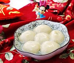 #元宵节美食大赏# 芒果芝麻汤圆的做法