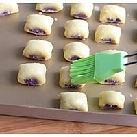 紫薯一口酥的做法图解10