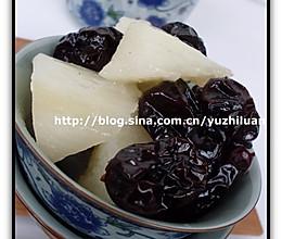 红枣蒸山药的做法