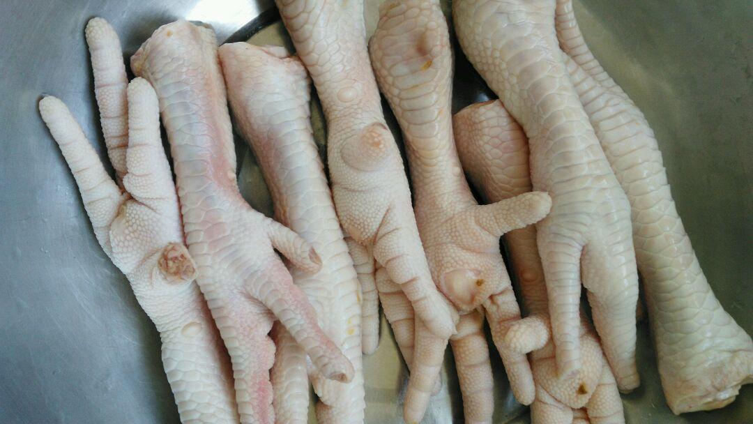 腐乳鸡爪的做法步骤