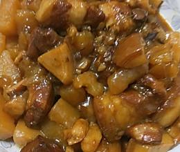 #肉食主义狂欢#电力锅红烧肉的做法