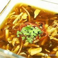 【微体】酸爽 | 开胃酸辣汤的做法图解9