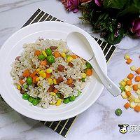 五彩米饭#中粮我买,真实惠才是食力派#