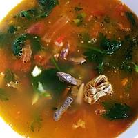 西红柿羊杂汤的做法图解18