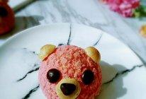 小熊造型泡芙的做法