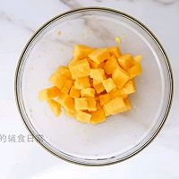 12M+虾仁炒馒头:宝宝辅食营养食谱菜谱的做法图解4