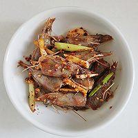 【一虾两吃】之辣脆虾头&酥香虾尾的做法图解8