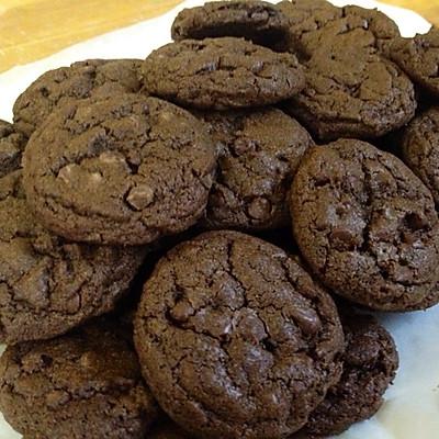布朗尼曲奇(browine Cookies)