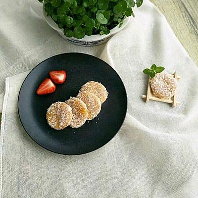 椰蓉红薯饼
