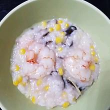 #餐桌上的春日限定#虾仁粥