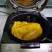 用电饭煲做正宗客家盐焗鸡  颜色好 味道好 火爆珠三角的做法图解5