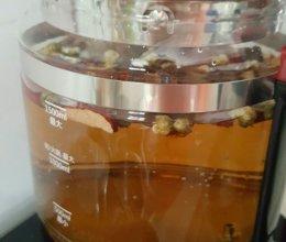 罗汉果胎菊红枣茶的做法