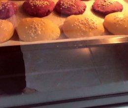 双色糯米饼的做法