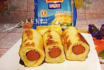 火腿芝士面包卷#百吉福食尚达人#的做法