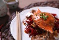香辣蟹——捷赛私房菜的做法