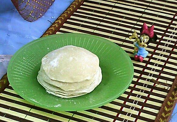 自制饺子皮#每道菜都是一台食光机#的做法