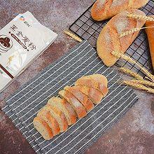 黑麦软欧面包