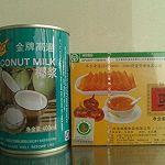 咖啡 马蹄粉/1.我用的是这种马蹄粉和椰浆哦