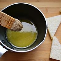 #北岛山谷蜂蜜#香脆蜂蜜烤面包的做法图解3