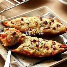 【芝士焗红薯】