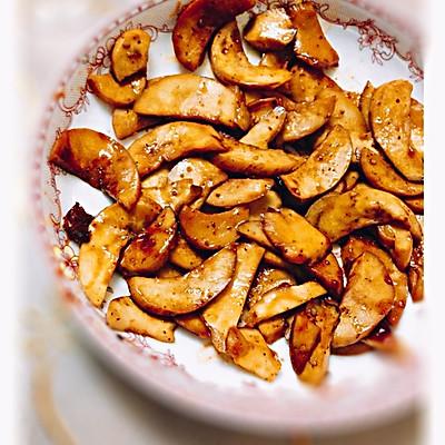 香烤杏鲍菇