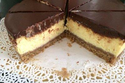 巧克力芝士蛋糕