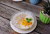 椰汁芒果西米露(甜品)的做法