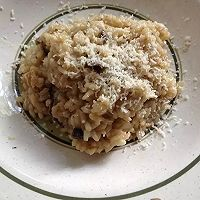 意大利牛肝菌炖饭的做法图解9