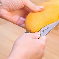 零基础做芒果千层蛋糕(8寸)的做法图解2