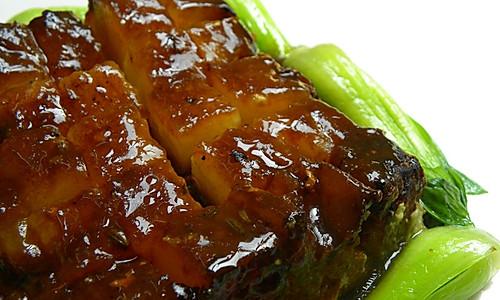 这真的是素菜:冬坡肉素食版的做法