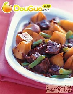 苹果牛肉炖煮的做法