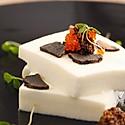 黑松露油蒸卵白豆腐