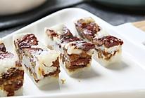 养生派,软糯小吃红枣糯米年糕!的做法