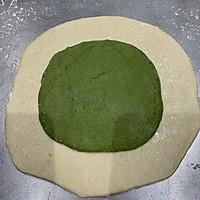 65度汤种大理石纹抹茶汤立方米的作法流程详解9